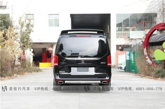 宁波 余姚2020款奔驰V级改装房车 9速空悬 V260房车到店 优惠报价