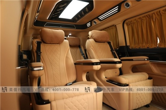 台州 温岭 2020新奔驰V级改装房车 9速空悬 V260房车到店 85万起