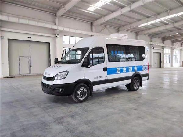体检服务车_公共卫生服务体检车_体检车上门服务