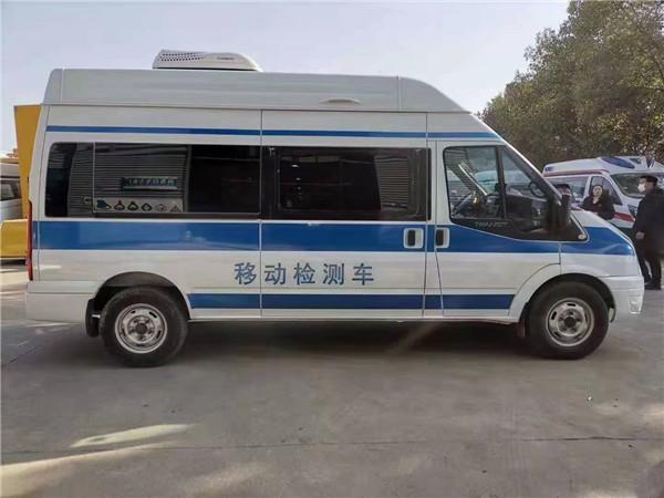 服务车_公共卫生服务体检车_体检车租赁
