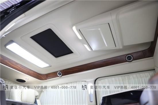 宁波 海曙 V级房车 奔驰授权工厂直销报价V260房车 最高优惠20万 价格75万起
