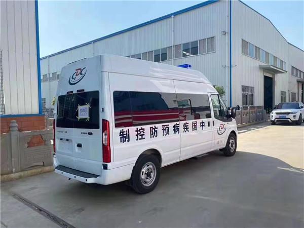东风多利卡救险车_救险车的功能与作用_福特V348气防车