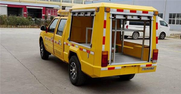福特V348救险车_救险车的功能与作用_福特V348气防车