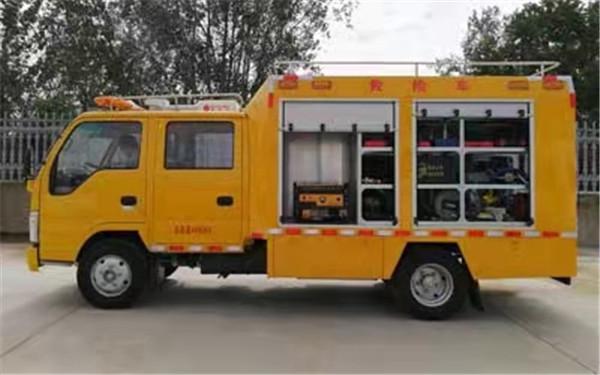 东风多利卡救险车_工程救险车用途_工程救险车