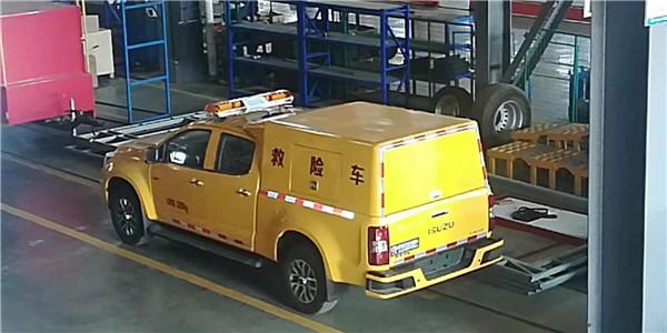 福特V348救险车_救险车的功能与作用_排水救险车