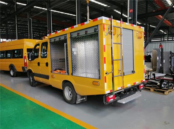 福特V348应急救险车_救险车祥细配置_救险车厂家直销