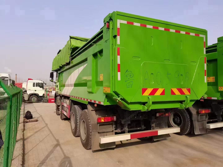 豪沃 TX7;自卸车7.3米