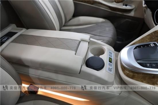杭州 富阳 奔驰7座V级房车 V260改装半隔断房车 奔驰授权改装工厂店直销店优惠报价
