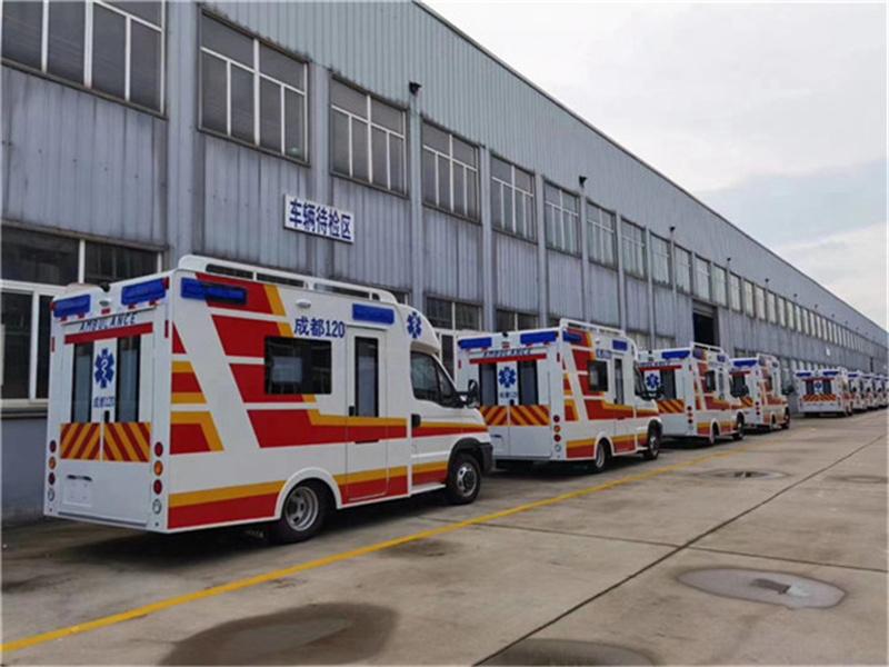 为什么方舱救护车都是依维柯