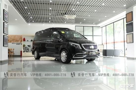 苏州 奔驰商务车改装定制 V260房车工厂直销报价 普曼版 78万起售
