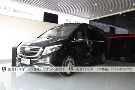 杭州 高顶7座奔驰商务车 V260改装房车 杭州销售中心直销 85万起售