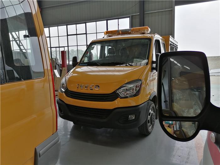 电力抢修车_依维柯欧胜电力救险车_气防车_福特V348气防车