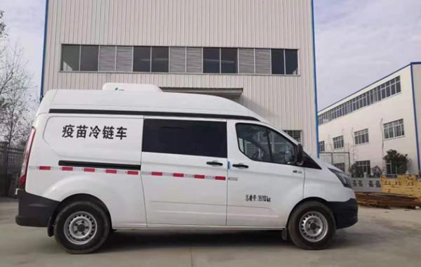 疫苗运输车_国六疫苗冷链车生产厂家