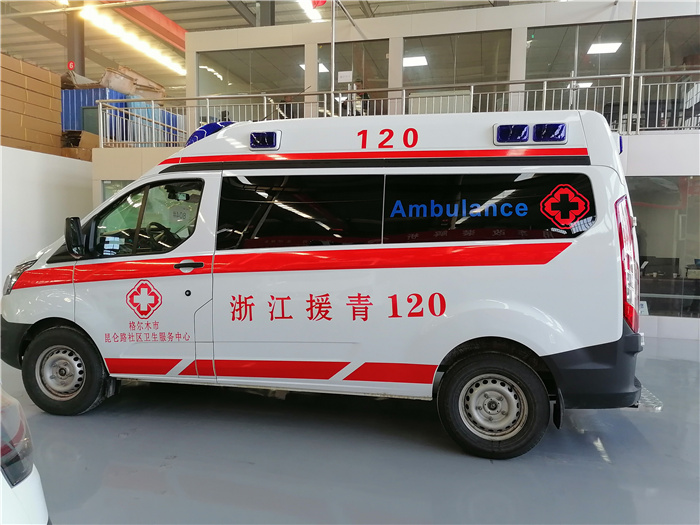 救护车_上汽大通V80救护车_质量好全国销量第一