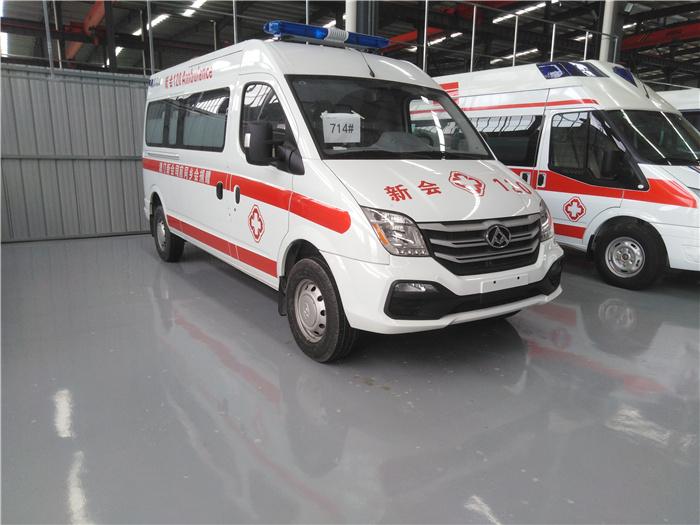救护车_福特新全顺救护车_多少钱一辆