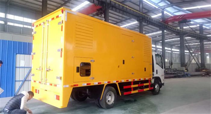 移动电源车生产周期_康明斯发电机组
