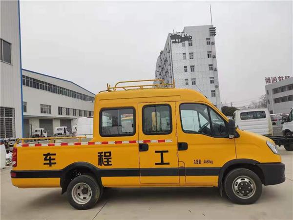 依维柯欧胜9座救险工程车厂家报价 _电力工程车_市政工程车有哪几种类型?