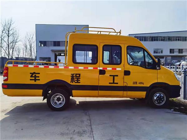 依维柯工程抢险车参数型号_江苏南京依维柯抢险救援车价格报价