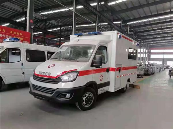 方舱救护车是什么_欧胜方舱救护车厂家地址_依维柯方舱负压救护车多少钱?