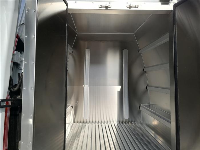 疫苗冷链车图片_疾控疫苗配送车_福特C证可开的_疫苗运输车质量怎么样
