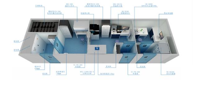 5G智能移动实验室_P2移动实验室车中标_DR大巴P2+实验室厂家