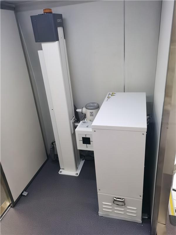 P2移动实验室车_2021年移动核酸检测车招标_移动实验室车